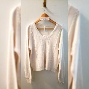AÉROPOSTALE Boho style sweater